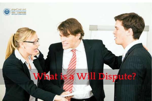 What is a Will Dispute