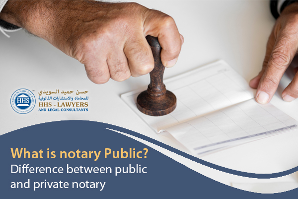 Private Notary Services