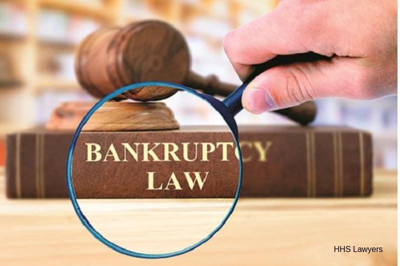 Liquidating Company and Filing Bankruptcy