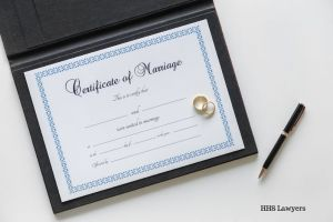 Marriage certificate attestation in Dubai