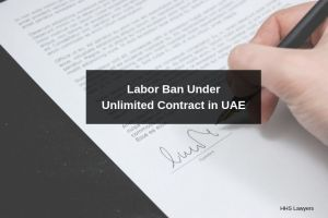 labour ban in UAE