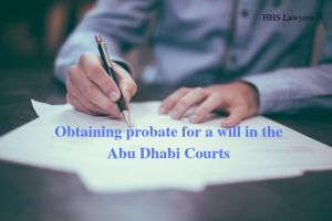 probate for a wil