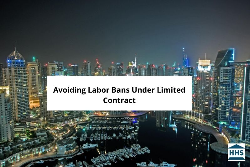 Avoiding labor bans