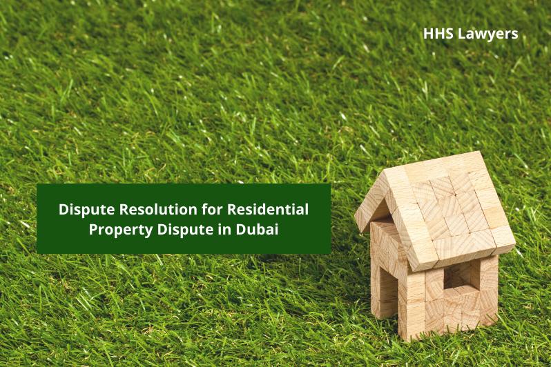 Residential Property Dispute in Dubai