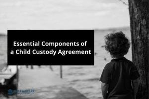 child custody and visitation agreement