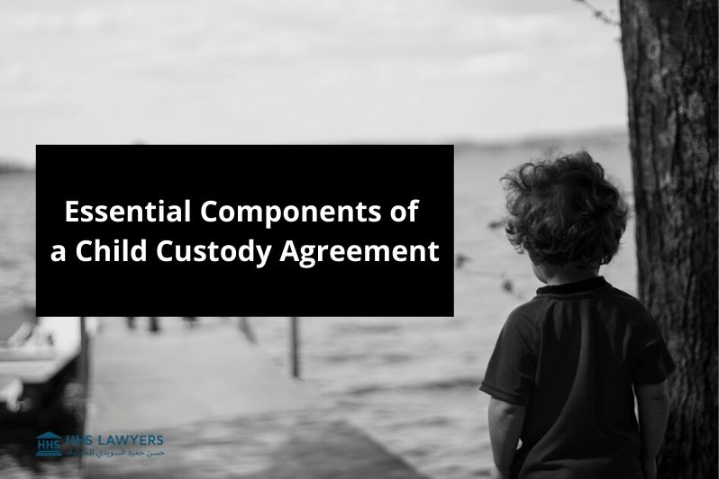 child custody and visitation agreement