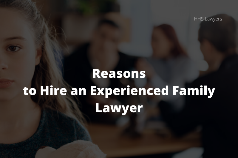 Experienced Family Lawyer