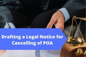 cancelling power of attorney