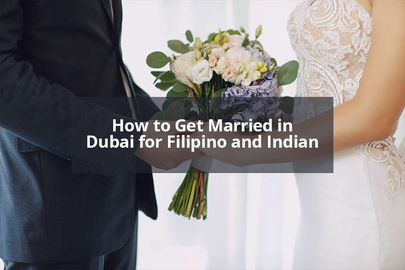 Filipino and Indian marriage