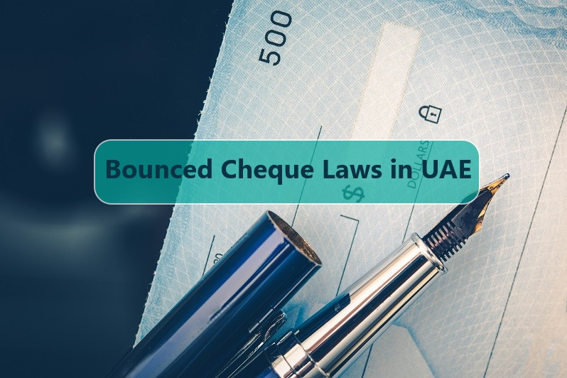 cheque bounced law in UAE