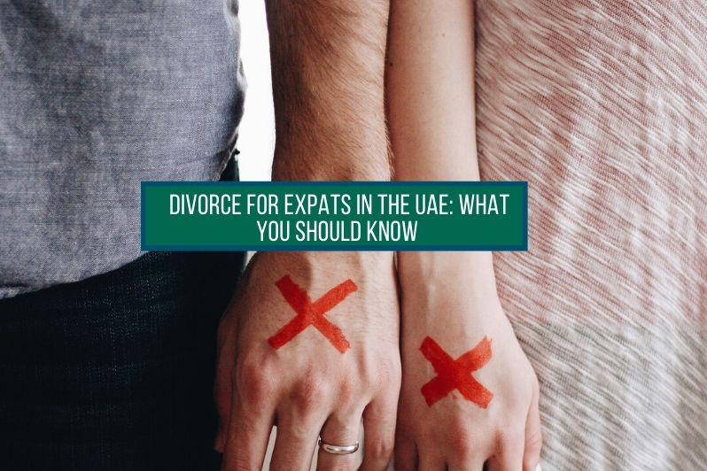 How to divorce for expats in UAE