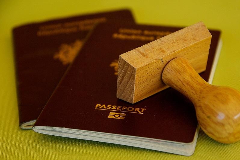 تصديق جواز السفر كنسخة طبق الأصل