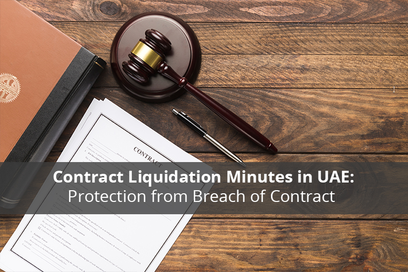 contract liquidation