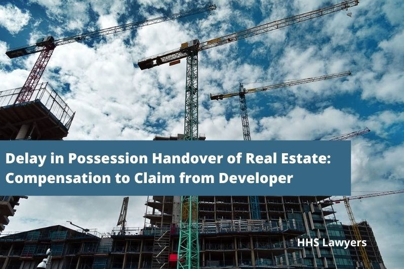 Delay in Possession of Real Estate_ Compensation to Claim from developer