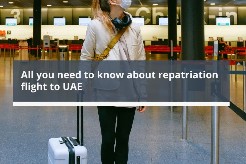 All you need to know about repatriation flight to UAE