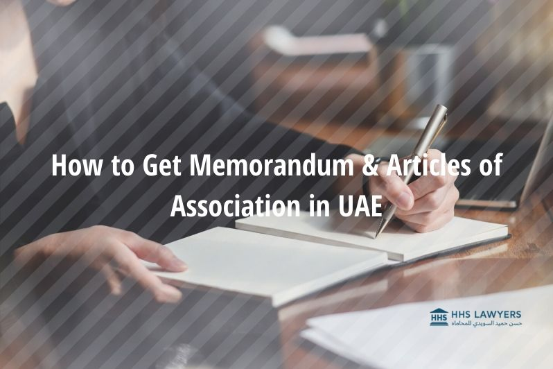 How to Get Memorandum and Articles of Association for New UAE Businesses