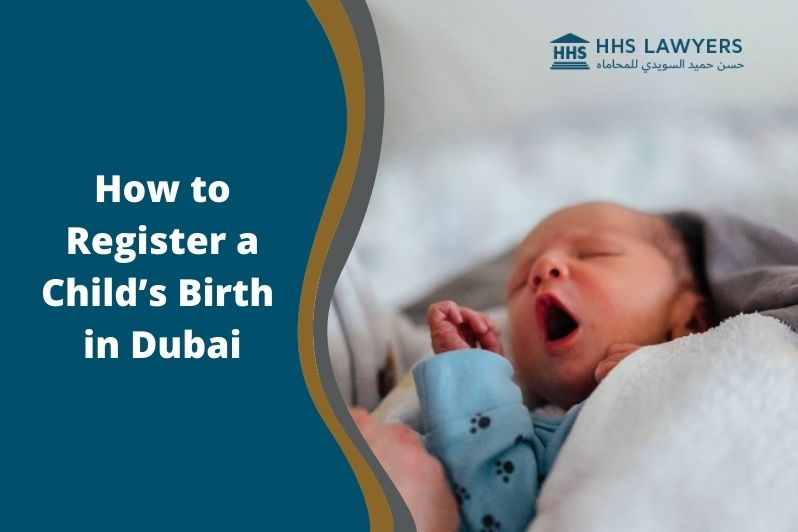 Register a Child's Birth in Dubai