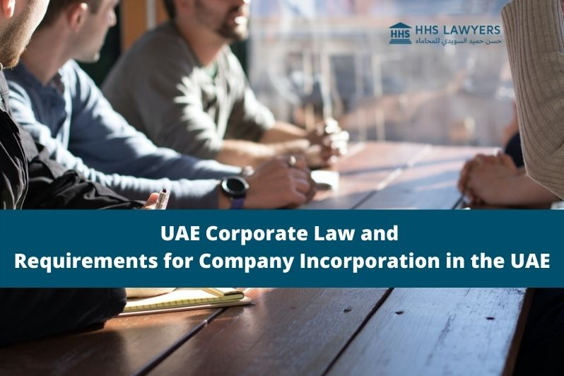 Requirements for Company Incorporation in the UAE
