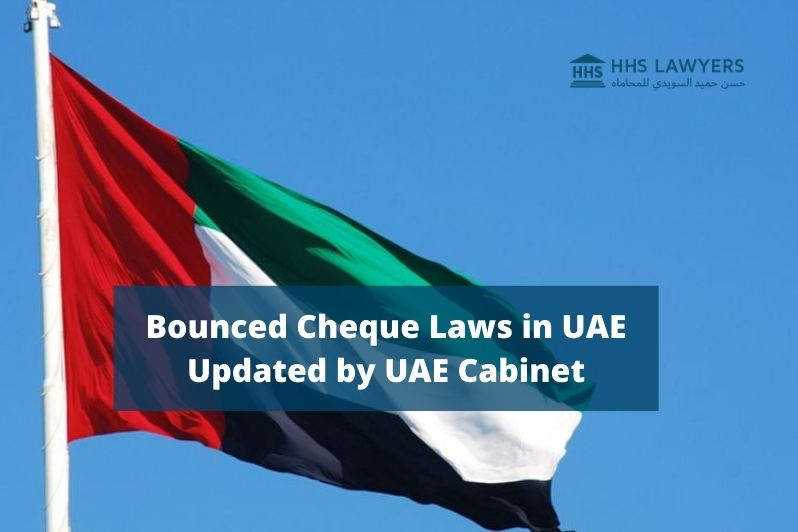 Bounced Cheque Laws in UAE