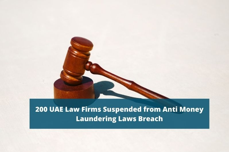 Laundering Laws Breach
