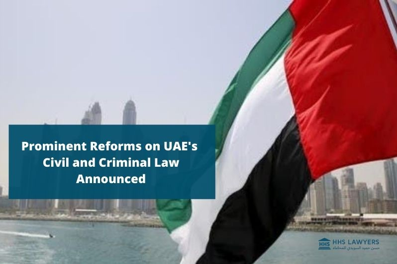 UAE's Civil and Criminal Law Announced