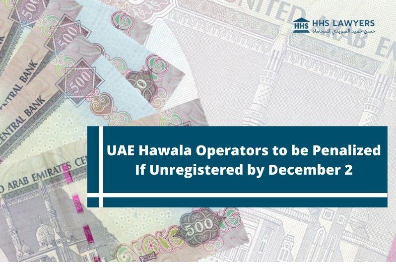 Hawala Operators to be Penalized