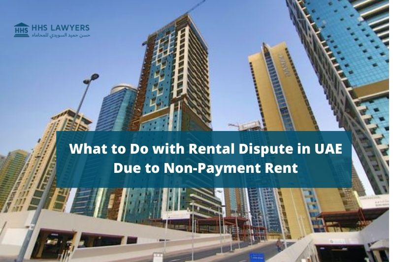 Rental Dispute in UAE