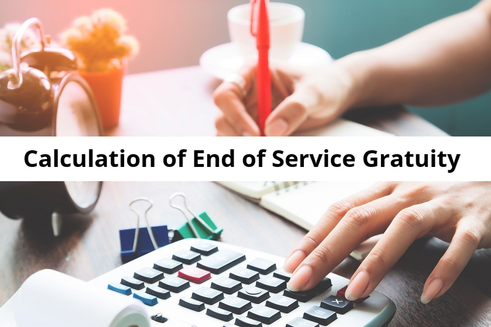end of service gratuity uae