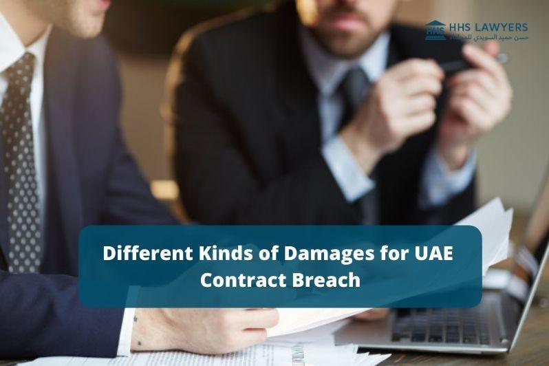 UAE Contract Breach