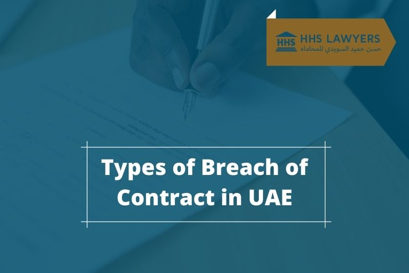 Breach of Contract in UAE