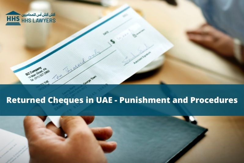Returned Cheques in UAE
