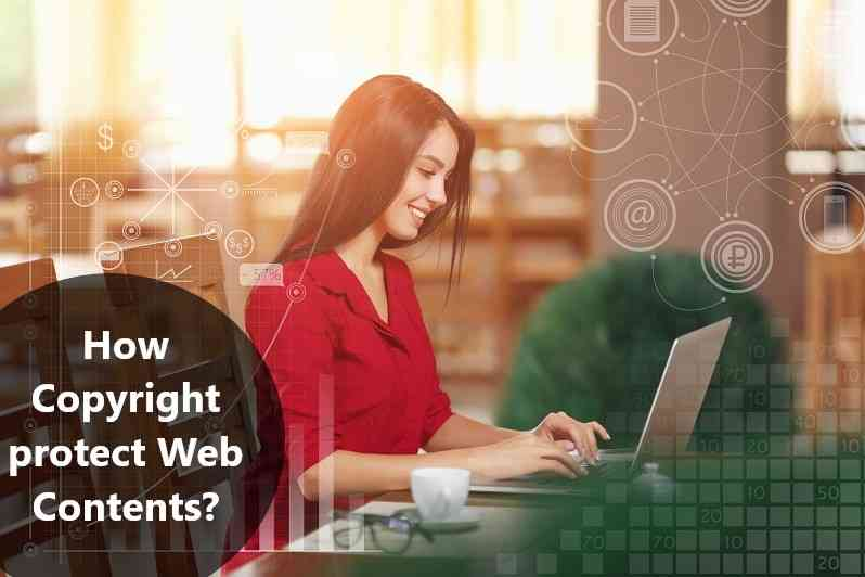 How Copyright protect Web Content